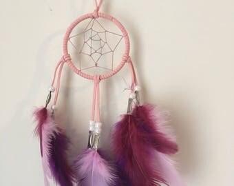 Dreamcatcher-Pink