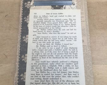 Clipboard with Anne of Green Gables pg 112