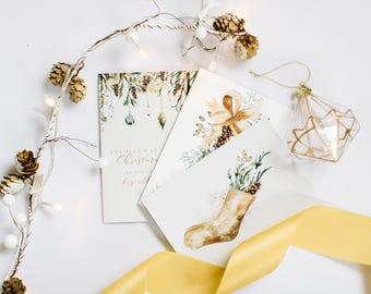 Christmas Ornament Collection - Christmas Card