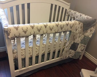Custom Crib Sheet Fitted