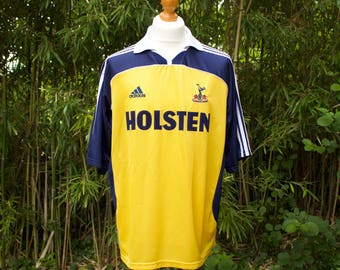 ADIDAS X TOTTENHAM HOTSPURS Away Shirt 1999/2000  Size - Extra Large  Amazing Condition 10/10
