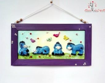 Made to Order Clay Painting - My Little Ray of Hope