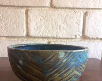Handmade Ceramic Bowl, Ceramic And Pottery