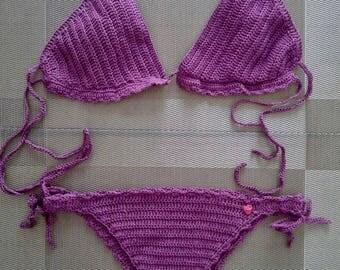 SALE, Crochet Bikini, Women Swimwear, Crochet Swimsuit, COUPON CODE for 15% discount