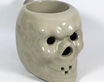 Vintage Otagiri Skull Mug - Made for Hawaii-Kai