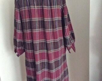Vintage Dress Size UK 14 Brand Jeffley  1980s Secretary/Geek/Hipster