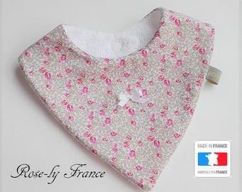 Liberty Eloise baby bandana bib