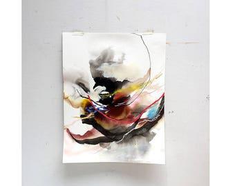 Day 66 - Original Artwork - Watercolor - Abstract