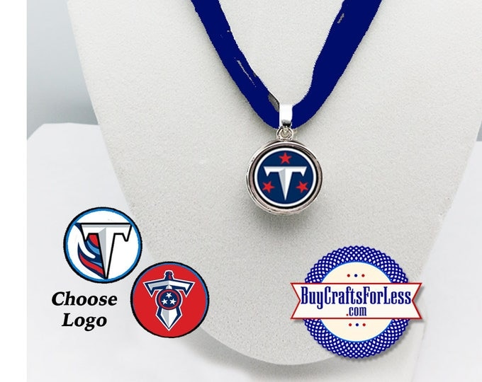 TENNESEE Football PENDANT, CHooSE Design - Super CUTE!  +FReE SHiPPiNG & Discounts*