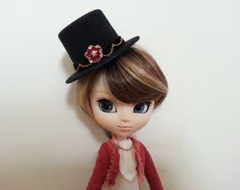 Texudo Hat (Pullip)
