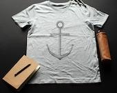 Anchor T-shirt / / man / ...