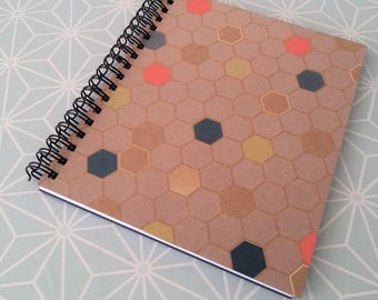 Paper notebook - Small frill