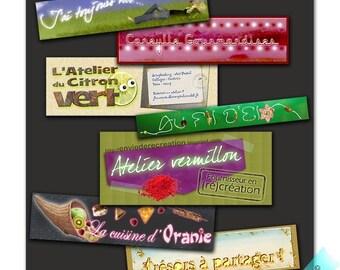 Custom banner design - postage offered :D