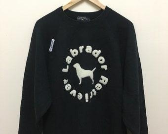 Labrador Retriever Sweatshirt Sweater Jumper Pullover