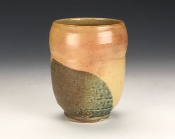 Small wood fired tumbler