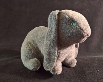 Bunny Rabbit Stuffed Animal Plushie Toy