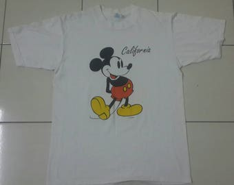 Vintage Tshirt Mickey Mouse