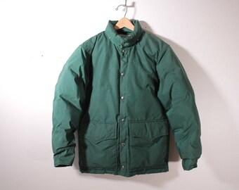 Vintage Woolrich down jacket