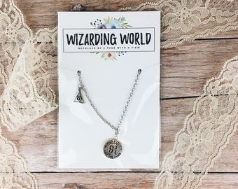 Wizarding World Necklace