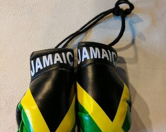 Jamaica Boxing Gloves