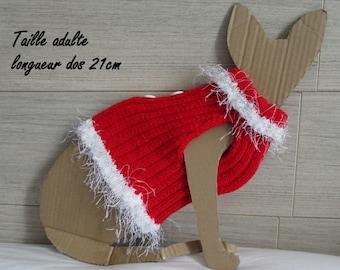 sphynx cat Christmas sweater