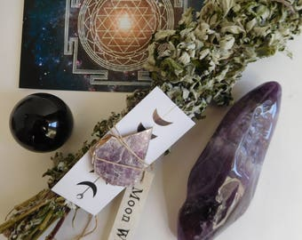 Moon Wise Woman ~ Cronewort ~ Mugwort