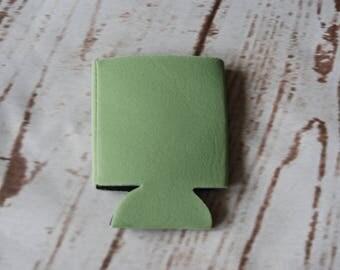 Blank Can Huggers-Sage Green