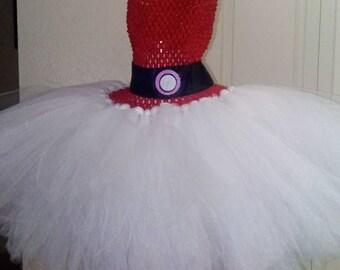 Pokemon tutu dress