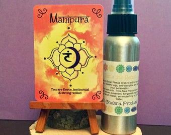 Tame the Beast Mist / Mind Body and Spirit / Chakra Balance Spray / Solar Plexus / Manipura / 3rd Chakra / Confidence / Ego / Energy Healing