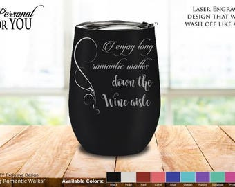 Swig Wine Tumblers personalized Swig Cup Christmas Gift Engraved Wine Tumbler