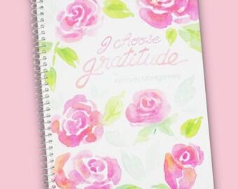 Gift Ideas for Her, Gratitude Journal, Prayer Journal, Daily Gratitude Journal, Daily Prayer Journal