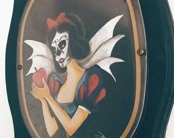 Dia de los Muertos Snow White