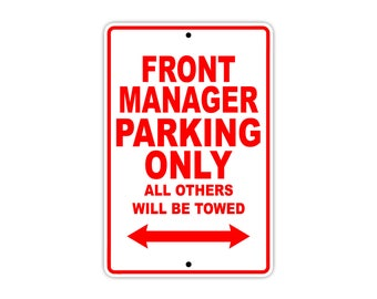Front Manager