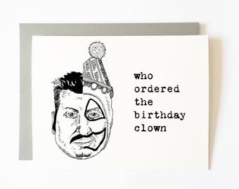 john wayne gacy birthday card