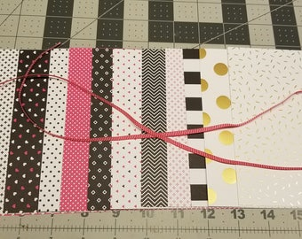RETIRED Stampin Up Pop of Pink DSP