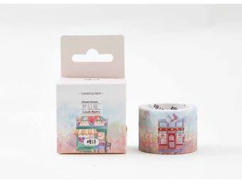 candy house washi tape