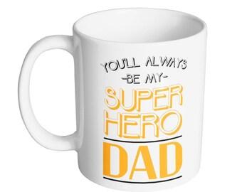 Super Hero Dad Coffee Mug