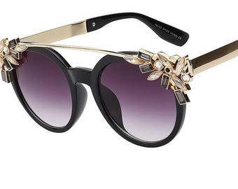 Dianamite Crystal sunglasses
