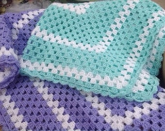 Baby blanket/afghan