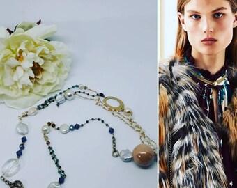 Elegant Long necklace