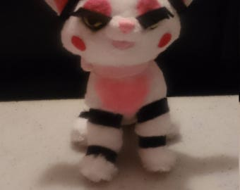 Five Nights at freddys mangle plushy