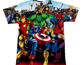 iTrendy Marvel Battle T-shirt