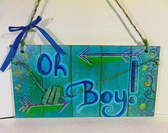 Oh Boy!- Baby sign