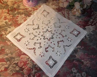 Vintage DOILY or embroidery