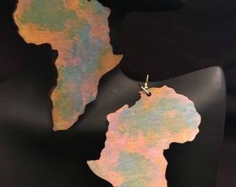 Mama Africa (mustard distressed)