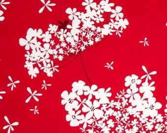 tissu patchwork rouge MICHAEL MILLER  fabrics MADRONA ROAD