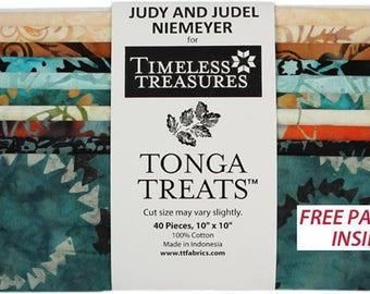 TONGA TREAT SQUARES CITRUS from TIMELESS TREASURES