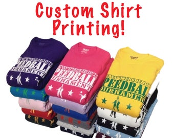 Screenprint. Screenprint Shirt. Screenprint tshirt. Screenprinting. Screen print tee. Screen print tshirt. Custom Shirts. Shirt Design. logo