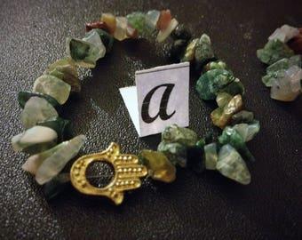 Fancy Jasper genuine gemstone jewelry