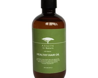 Scalp Oil  / Dry Scalp Treatment / Itchy Scalp Oil